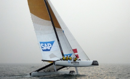 extreme 40 danish team announce sap as sponsor