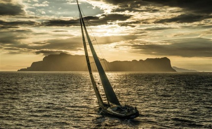 rolex volcano race determined teamwork thrilling out come