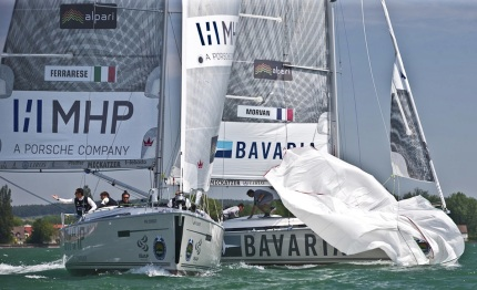 world match race tour domani in corea del sud
