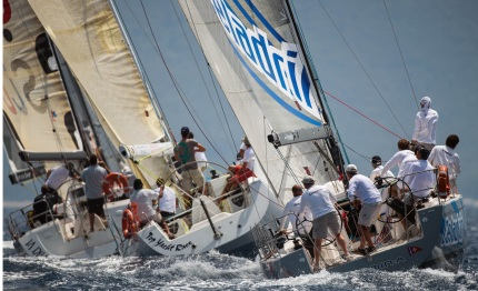 concluso punta ala il campionato europeo orc international