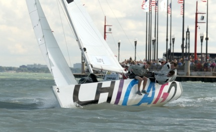 world top match racers prepare to do battle in chicago