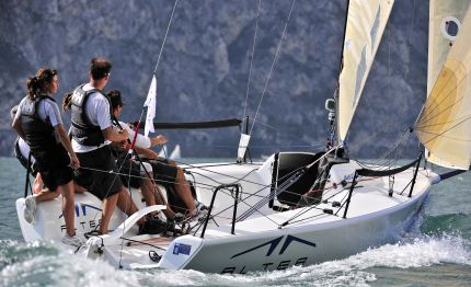 mondiale melges 24 in testa 232 altea