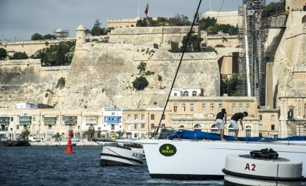 middle sea race flotta record pronta per la classica maltese