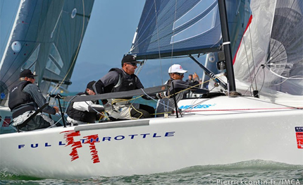 melges 24 il mondiale va full throttle