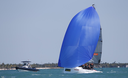 key west nei melges 24 vince little wing