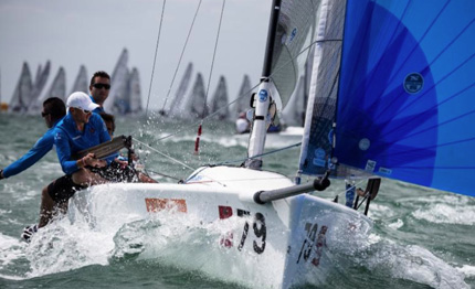 melges 24 little wing miami