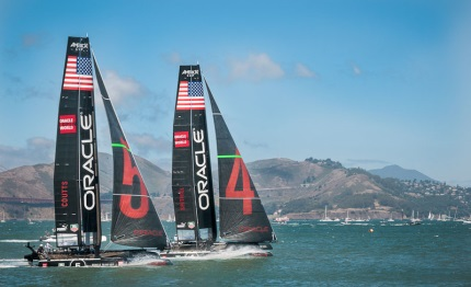 america cup oracle come maxibon du gust is megl che one