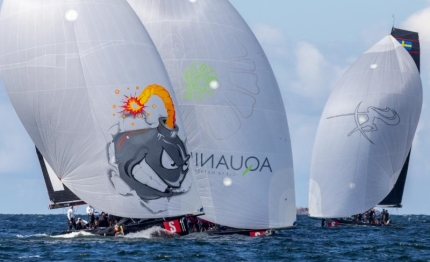 marstrand tre regate all rc44 championship tour