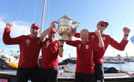 world match racing tour alle bermuda vince lo svedese berntsson