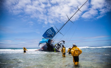 la volvo ocean race commissiona un rapporto sull incidente di team vestas wind