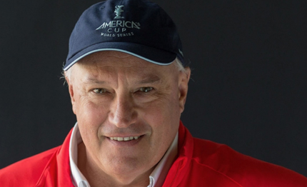 america cup iain murray sara il regatta director