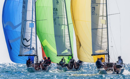 key west race week calvi network con primi in attesa dello scarto