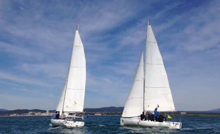 scarlino finale tutta finlandese al late march match race