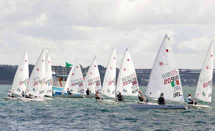 brest eurosaf youth sailing european championship day