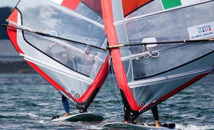eurosaf youth sailing european championship day