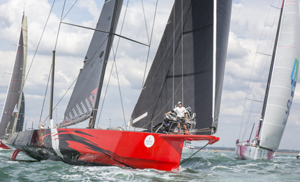 fastnet positive progress after tricky starter