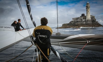 fastnet spindrift primo in tempo reale