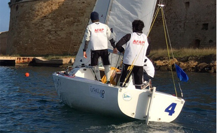 brindisi il christmas match race al finlandese antti lutha