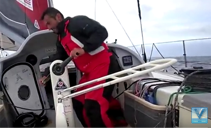 andrea mura la route du rhum in un corto di 15 video