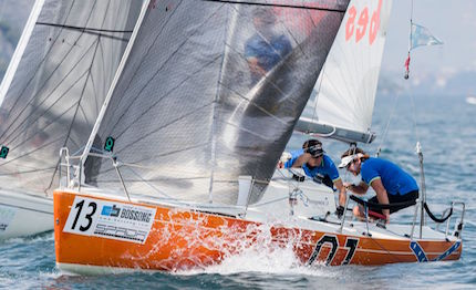 30 trans benaco cruise race tra protagonist vince general lee