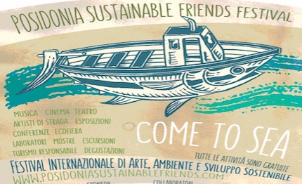 posidonia sustainable friends festival santa margherita ligure settembre