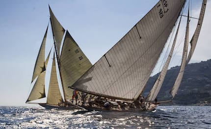 15 meter class trophy 8211 the schooner cup secondo giorno di regata