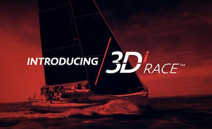 north sails presenta il 3di race