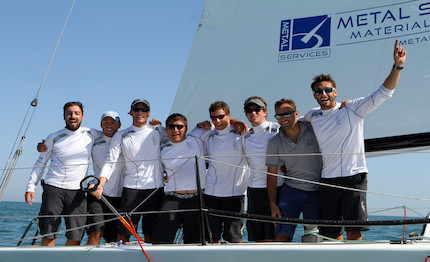 la stagione autunnale del team altura yacht club hannibal