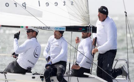 alcatel 70 world championship dopo giornate calvi network quarto
