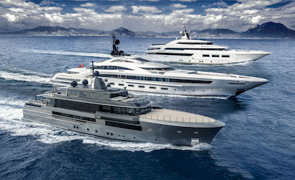 crn all international boat show di fort lauderdale
