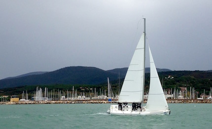 successo austriaco al november match race al club nautico scarlino