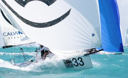 quantum key west race week calvi network leader