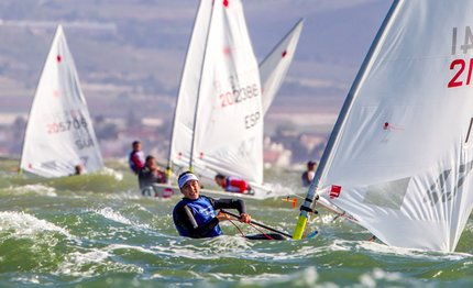 europeo laser youth splendida federica