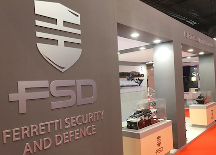 ferretti security amp defence annuncia il partnership con hong seh imdex asia 2017
