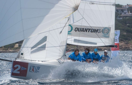 prima giornata dell audi italian sailing league