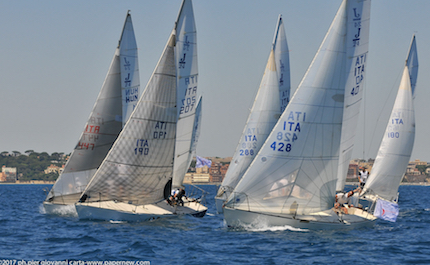 il cloud vince il trofeo challenge roma sailing week company cup