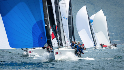 torpyone conquista la terza tappa della melges 32 world league