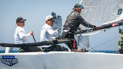 la melges world league approda per la prima volta in croazia