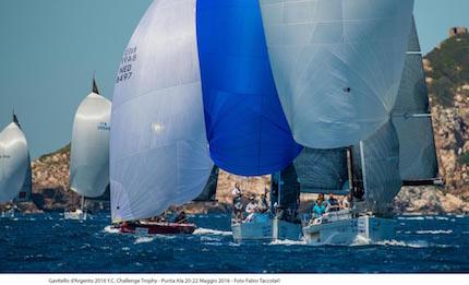 Domani al via il gavitello d argento yc challenge trophy bruno calandriello 2017 italiavela - Bagno vela punta marina ...