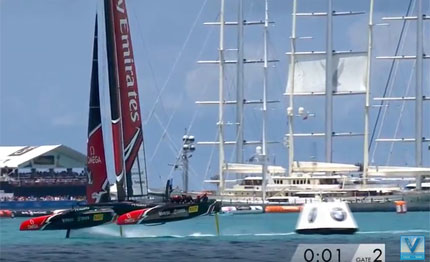 video america cup day due vittorie per new zealand
