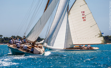 conclusa 8217 argentario sailing week panerai classic yachts challenge 2017