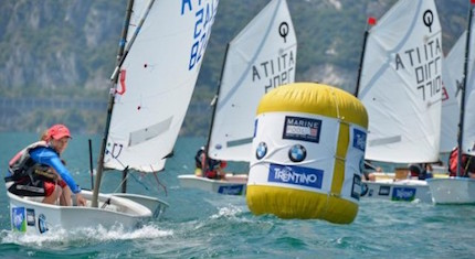 43 176 trofeo optimist argento