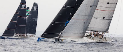 puerto portals 52 super series sailing week practice race vuoto