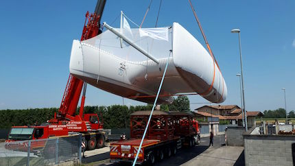 ice cat 61 8217 ultimo nato nel cantiere ice yachts