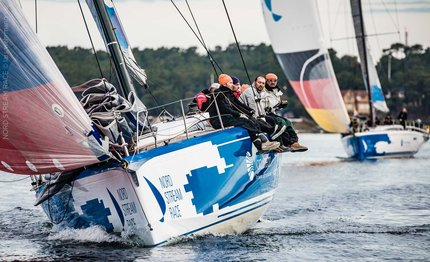 nord stream race leg started from stockholm