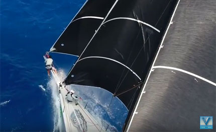 video maxi yacht rolex cup the best of supernikka