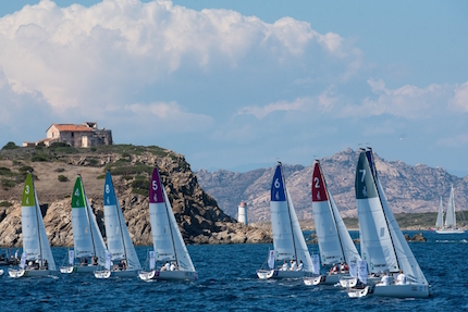 domani al via la audi sailing champions league final