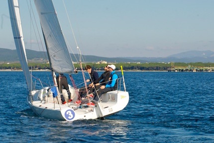 november match race vince il team di ettore botticini
