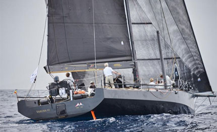 varuna retires from the rorc transatlantic race