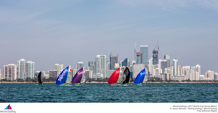 sailing world cup series 2018 miami la seconda tappa